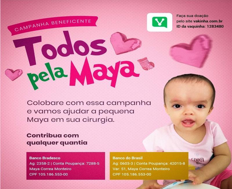 Ajude a pequena Maya