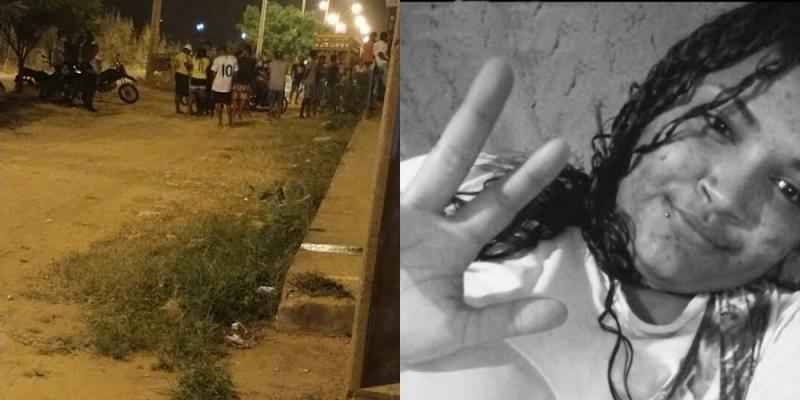Mulher de 27 anos é assassinada com tiros de arma de fogo em Teresina