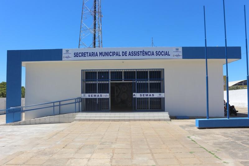 Prefeitura de Oeiras inaugura nova sede da SEMAS e Serviço de Convivência