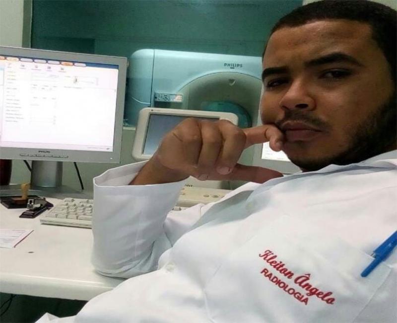 Polícia prende outro suspeito de matar técnico em radiologia