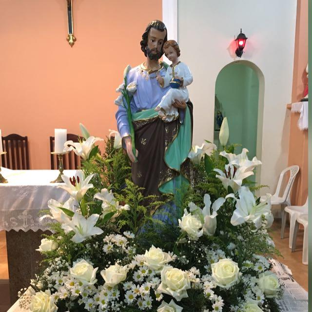 Igreja matriz de Lagoa do Piauí divulga programação para a festa de São José em 2018