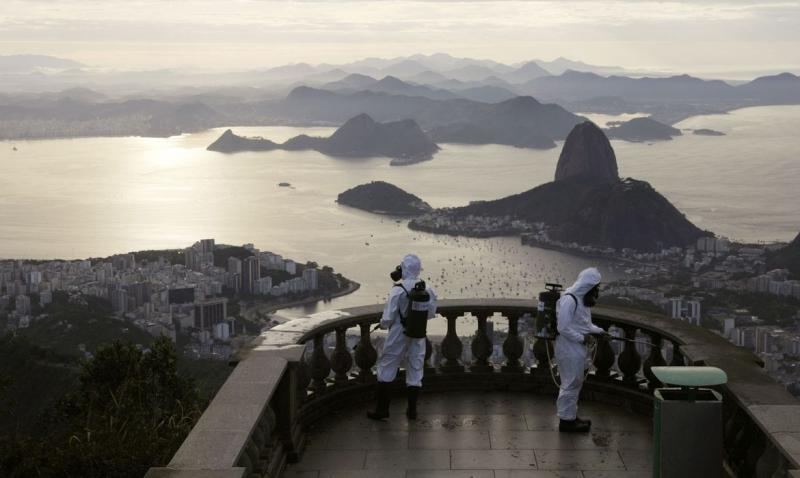 Foto: Reprodução/Reuters