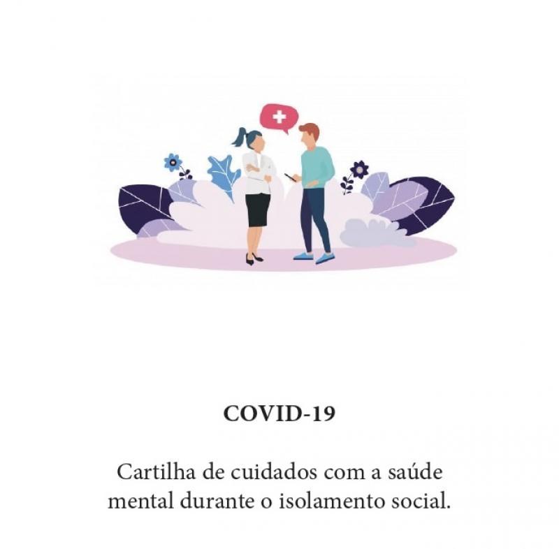 Saúde de Joaquim Pires orienta sobre como cuidar da Saúde Mental