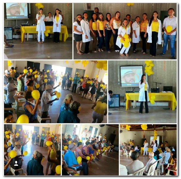 Secretaria de Saúde realiza campanha setembro amarelo