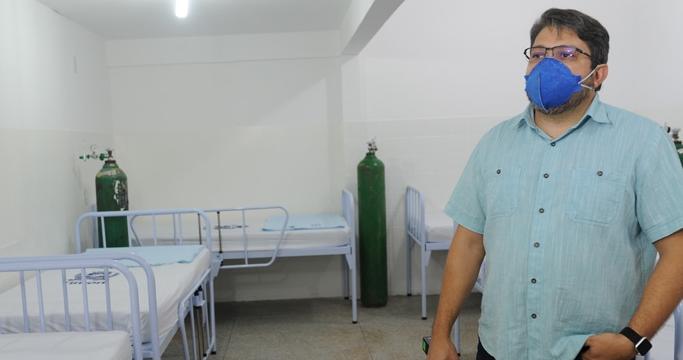 Secretaria muda atendimento da Rede de Saúde referenciada à Covid-19