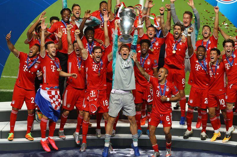 Reprodução / Twitter UEFA