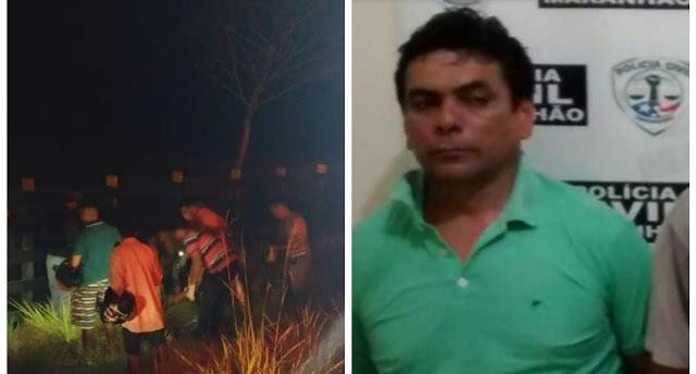 Foram mortos 'Deca'(foto) um conhecido traficante de altissima periculosidade, e um outro homem identificado como Luiz Azevedo Lopes, de 45 anos, que seria morador de Vitorino Freire.