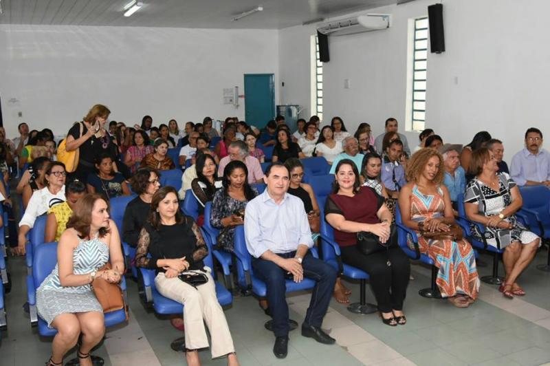 Mulheres empreendedoras de Floriano participam de palestra sobre empoderamento feminino