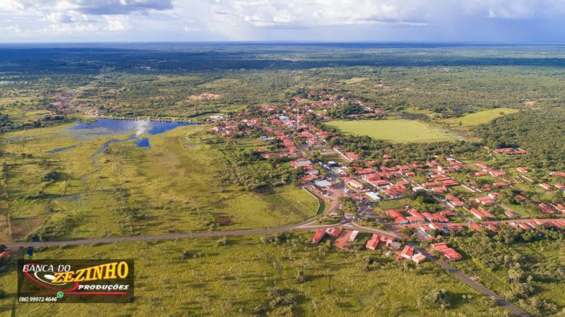 Vista aérea de Cabeceiras. (Foto: Banca do Zezinho).