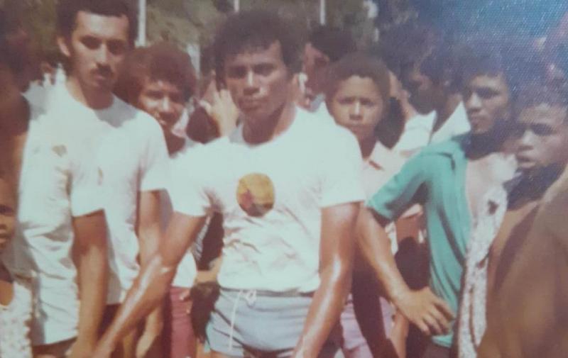 MARÇAL era um super atleta que se tivesse tido um preparo e uma orientação profissional, com certeza teria feito parte da elite do ciclismo brasileiro.