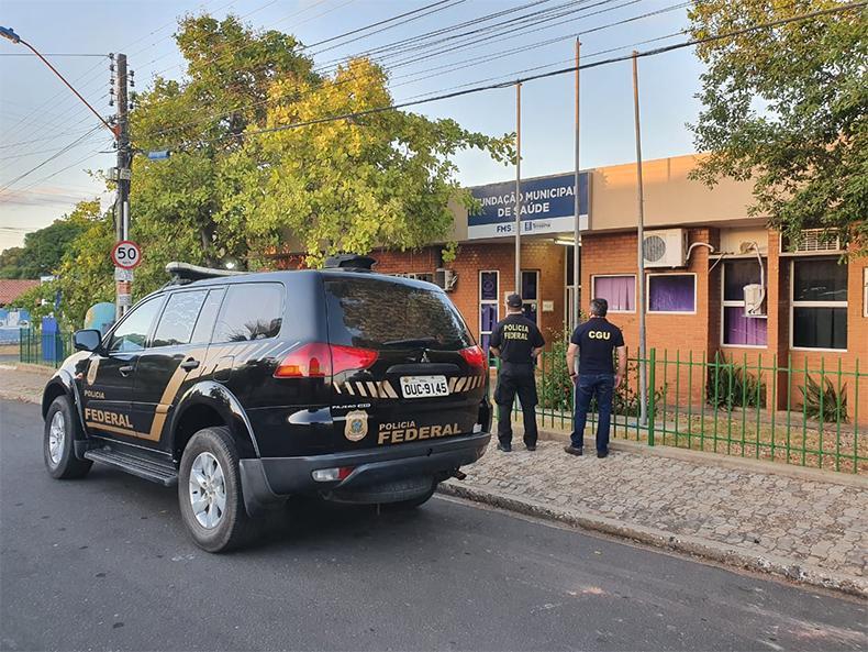 PF deflagra operação e cumpre mandados na FMS e distribuidoras de Teresina