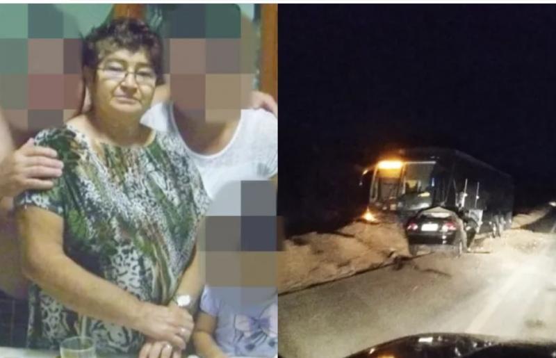 Grave acidente deixa duas idosas mortas na BR-135 no Piauí