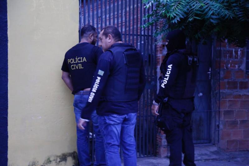 Operação prende acusados de assalto e homicídio em Teresina