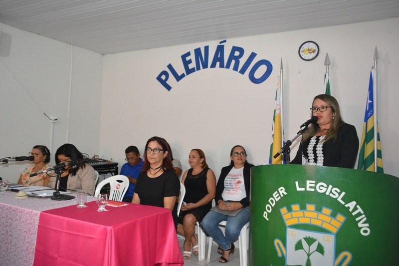 Câmara Municipal de Cabeceiras realiza sessão alusiva ao Dia Internacional da Mulher