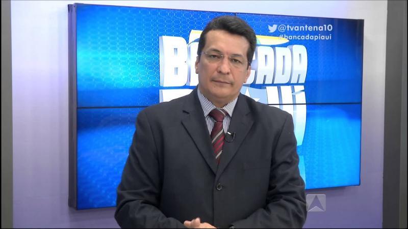 Jornalista Tony Trindade / Foto: Reprodução/TV