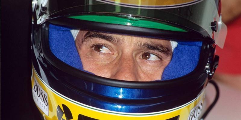 Ayrton Senna - Foto: Norio Koike/ASE