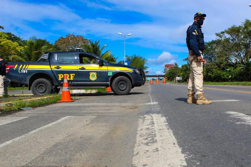 PRF registra 23 acidentes durante o feriado de 7 de setembro no Piauí
