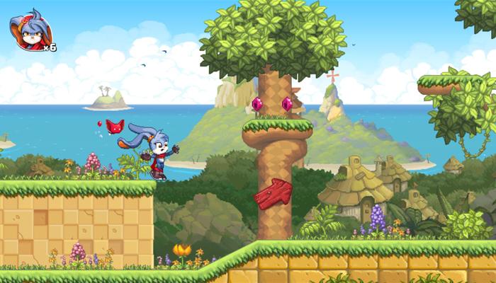 Kaze and the Wild Masks: game chegará aos consoles no estilo dos anos 90