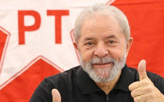 PT lança campanha contra prisão do ex-presidente Lula
