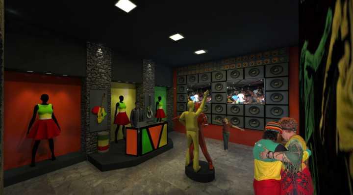 Conheça o Museu do Reggae do Maranhão, em São Luís