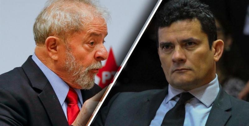 Lula defende Bolsonaro sobre interferência na PF: 'Mentira de Moro'