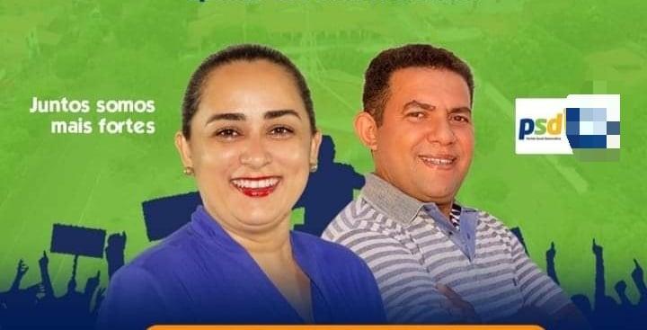Convenção oficializa candidaturas de Elenita e Valdir à prefeitura de Cabeceiras