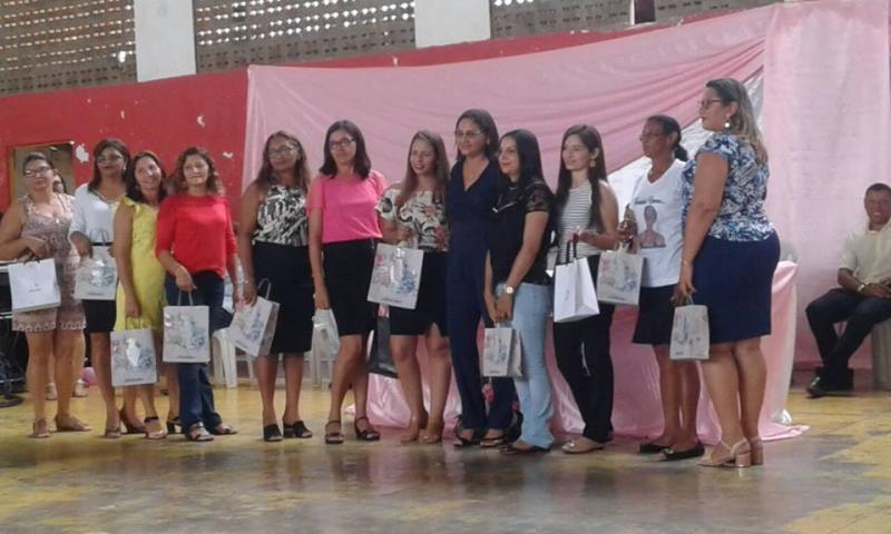Prefeitura de Pedro Laurentino realizou, comemorações do Dia Internacional das Mulheres
