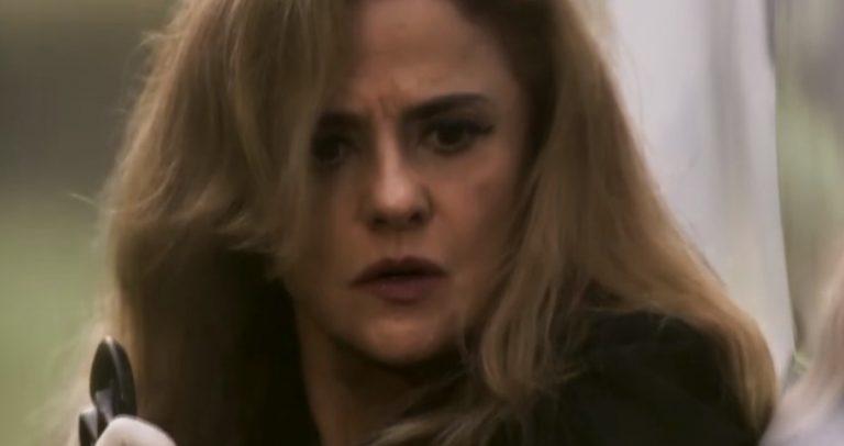 O Outro Lado do Paraíso: Nesta segunda, Sophia será pega em flagrante pela polícia