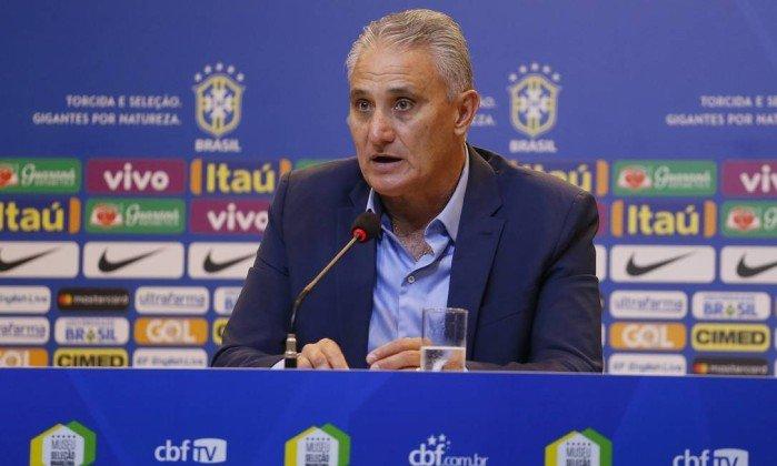 Tite convoca seleção brasileira para amistosos; confira lista