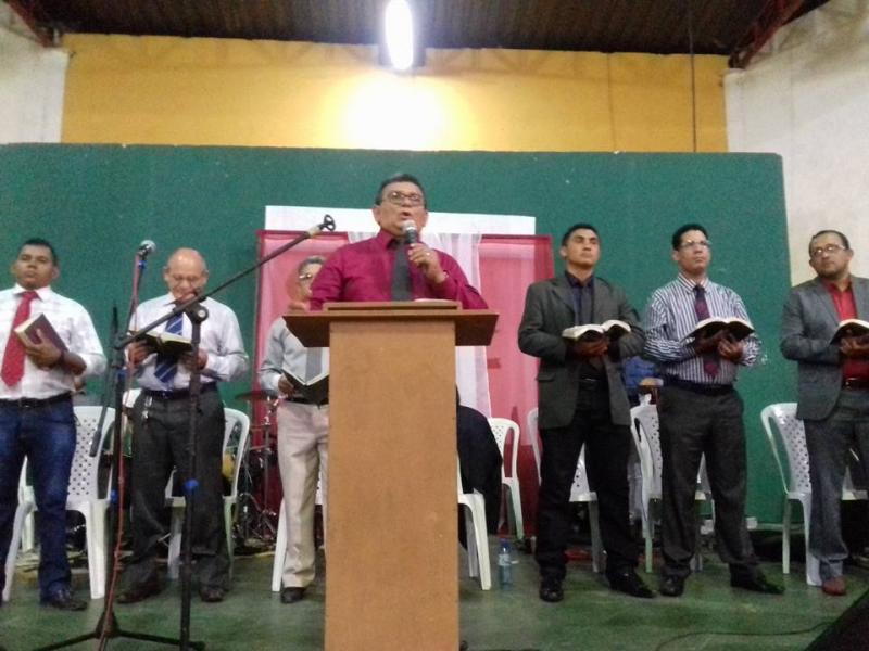 Assembléia de Deus de Demerval Lobão realiza I evento para arrecadar recursos para ampliar a sede
