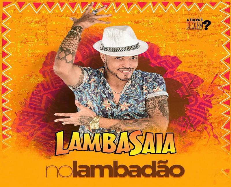 Lambasaia lança CD novo