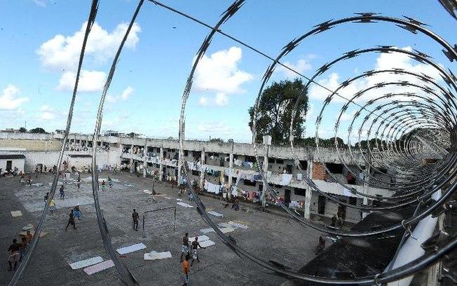 Agência Brasil Caso ocorreu na Penitenciária Industrial de Blumenau, em Santa Catarina.