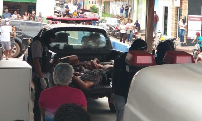 Cinco bandidos 'tombam' em confronto com a polícia no interior do Maranhão