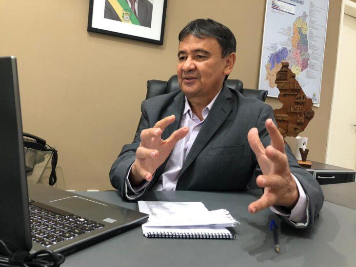 Governador lamenta mortes por Covid e anuncia reforço de barreiras sanitárias