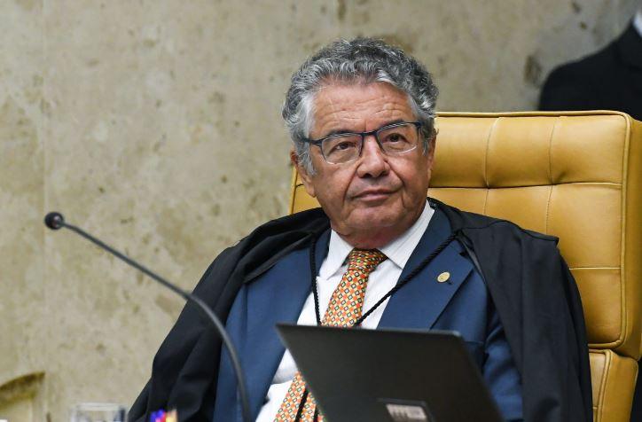 O ministro Marco Aurélio Mello, do STF,suspendeu o inquéritoque apura se Bolsonaro tentou interferir na Polícia Federal