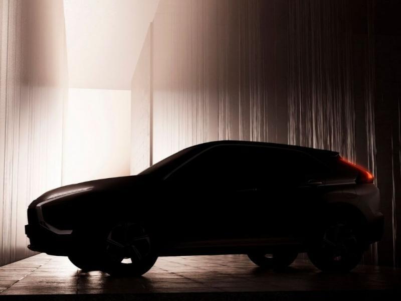Após visual polêmico, Mitsubishi Eclipse Cross vai ser redesenhado