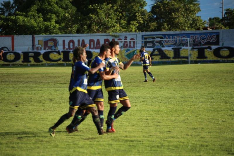 Altos empata com Botafogo-PB na quarta rodada do Nordestão