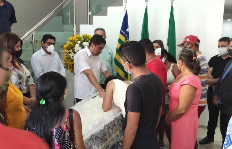 Vereadores de Campo Maior prestaram última homenagem a João Maroca