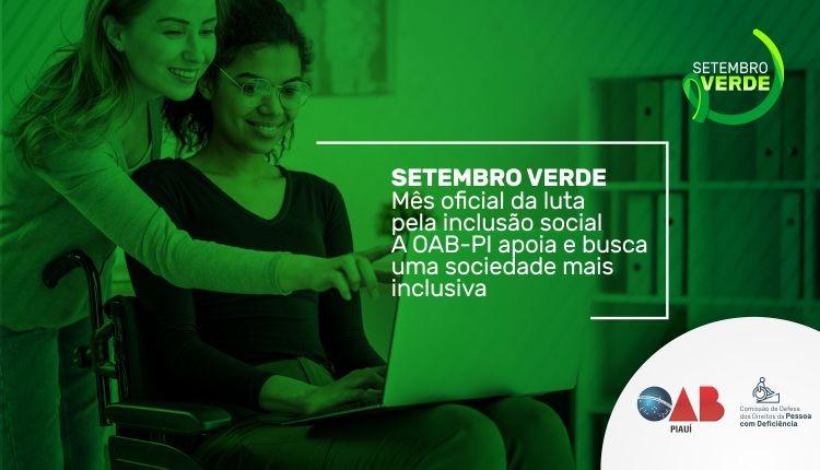 Campanha reforça a importância da acessibilidade da pessoa com deficiência