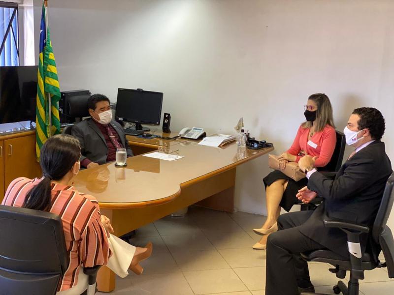 OAB-PI e TRE-PI firmam parcerias para fortalecer ações do Observatório Nacional