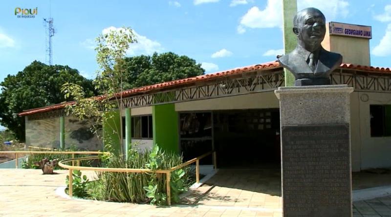 Situado na microrregião de Floriano, Guadalupe iniciou sendo a vila Porto Seguro — Foto: TV Clube
