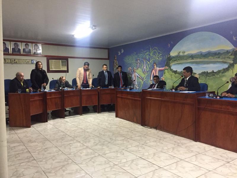 Câmara reprova criação do departamento de saneamento Básico de Lagoa de São Francisco