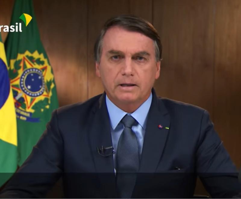 Na ONU, Bolsonaro diz que Brasil 'é cristão e conservador'