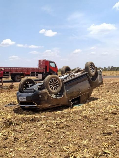 Diretor do hospital de Oeiras sofre grave acidente na PI-236