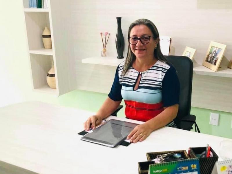 Prefeita de Esperantina, Vilma Amorim