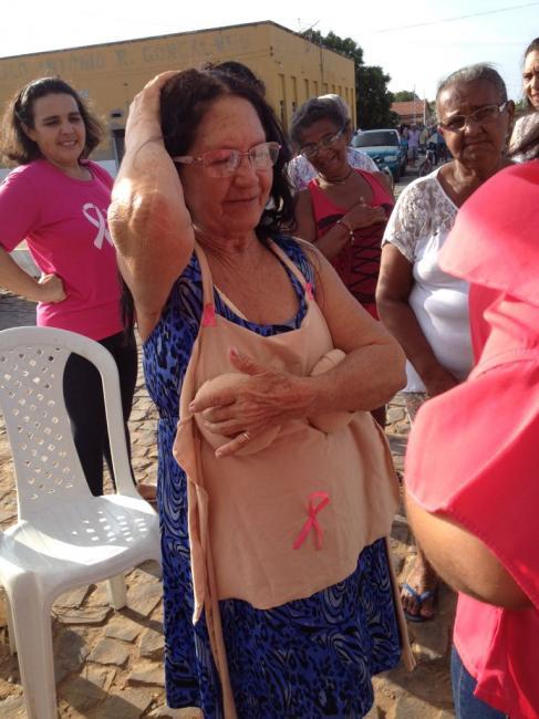 Secretaria Municipal de Saúde realiza blitz educativa do