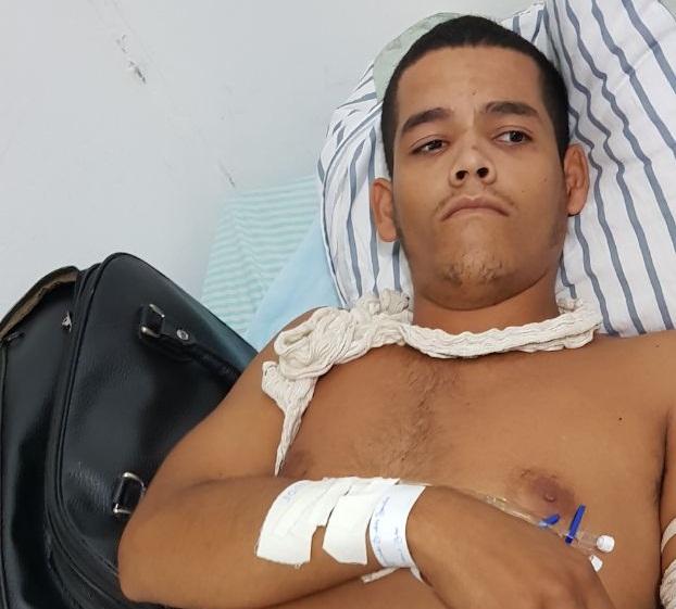 Foragido de Brasília é preso no PI após dar entrada em hospital