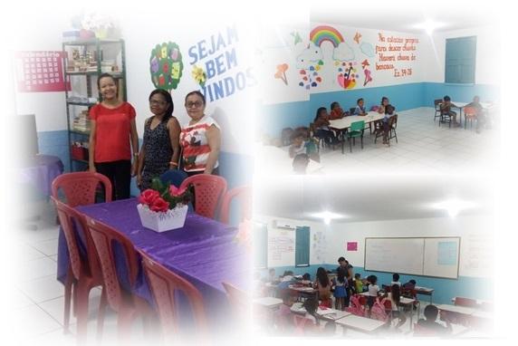 Prefeitura de Marcos Parente entrega reforma e melhorias nas escolas municipais