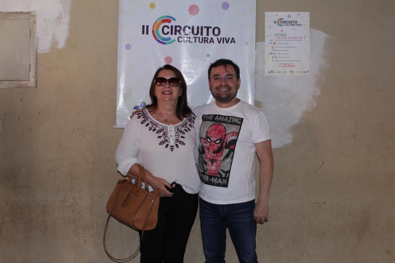 Primeira-dama de Uruçuí participa de mais um evento realizado na cidade