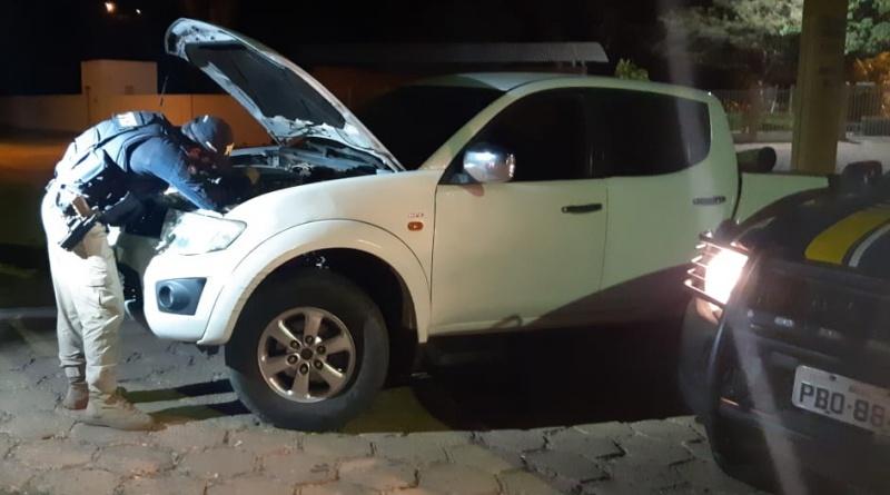 Idoso é preso com veículo de luxo clonado no Piauí